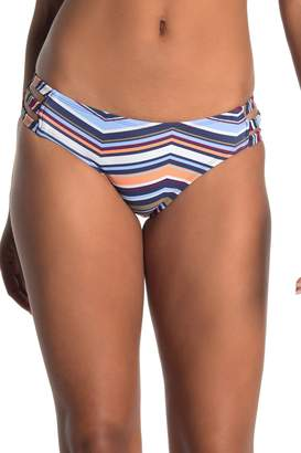 Mossimo Printed Strappy Side Hipster Bikini Bottoms