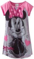 Disney Girls 2-6X Hearts Minnie