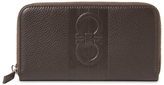 Salvatore Ferragamo Zip Around Long Wallet