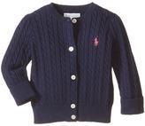 Ralph Lauren Mini Cable Sweater (Infant)