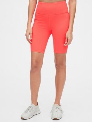 "Gap GapFit 9"" Blackout Biker Shorts"