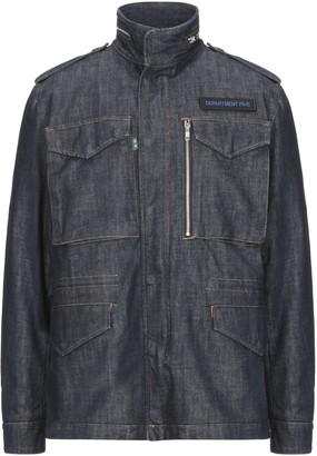 DEPARTMENT 5 Denim outerwear