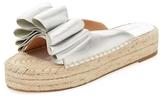 Sigerson Morrison Verane Bow Slip-On Sandal