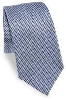 Armani Collezioni Geometric Pattern Tie