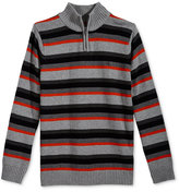 Calvin Klein Little Boys' Altitude Stripe Sweater
