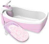 Bed Bath & Beyond Summer Infant® Lil' Luxuries® Whirlpool Bubbling Spa & Shower - Violet