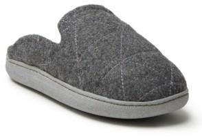 Dearfoams Wool Inspired Scuff Slippers, Online Only