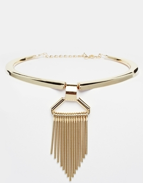 Asos Limited Edition Shaker Choker Necklace