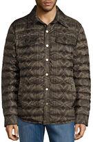 Pendleton Printed Down Jacket