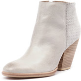 Mollini Agassi Misty Leather/Misty Cut Suede