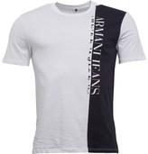 Armani Jeans Mens T-Shirt White