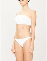 Hunza G Nancy one-shoulder bikini