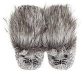 Joe Browns Women's Fuzzy Cat Mittens