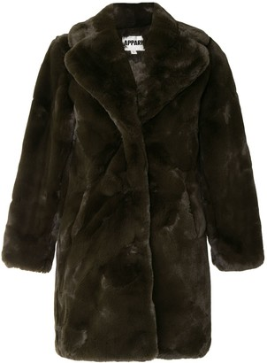 Apparis Sasha faux-fur coat