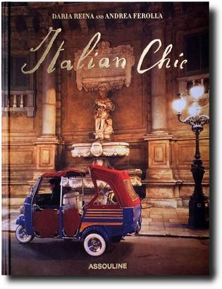Assouline Italian Chic Book