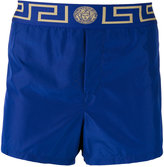 Versace Greca Key Medusa swim shorts - men - Polyester - 4