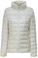 Dreamtao Women'S Autumn And Winter Fashion Slim Short Down Jacket Candy Color Coat