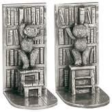 Royal Selangor Teddy Bears Picnic Bookends, Silver