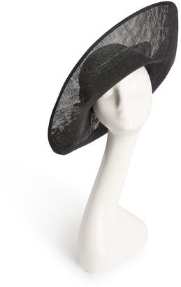 Siggi Sinimay Twist-Detail Hat