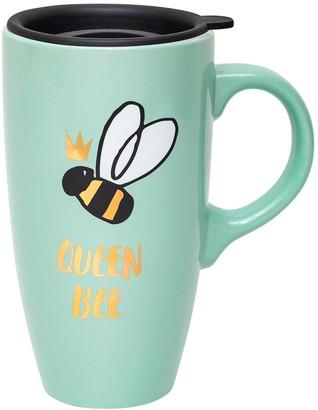 Enchante Queen Bee Lidded Travel Mug