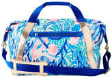 Lilly Pulitzer Sunseekers Travel Tote