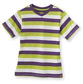 Calvin Klein Jeans Boys' 8-20 Lime Short Sleeve Phantom Tee