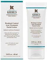 Kiehl's Breakout Control Acne Treatment Facial Lotion 2.0 oz.