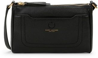 Marc Jacobs Empire City Top-Zip Leather Crossbody Bag