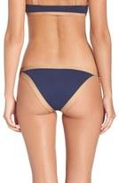 L-Space Women's L Space 'Charlie' Colorblock Bikini Bottoms