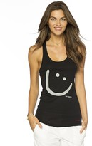 Peace Love World I am Happiness Tank