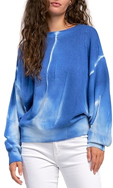 Elan International Tie Dyed Sweatshirt