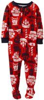 Carter's 1 Piece Printed Footie (Baby) - Pirate Ship-24 Months