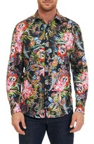Robert Graham Men's Himachi Classic Fit Sport Shirt