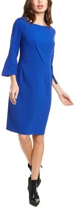Elie Tahari Isla Sheath Dress