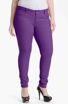 ZCO Twill Skinny Jeans (Juniors Plus)