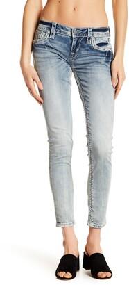 Rock Revival Hanaya Ankle Skinny Jeans