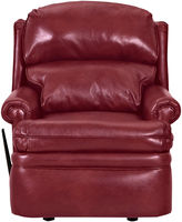 JCPenney Sylvan Leather Recliner
