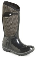 Bogs Women's Plimsoll - Herringbone Waterproof Boot