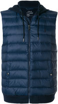Polo Ralph Lauren padded hooded gilet