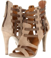 Nine West Bradie (Mushroom/Brown Suede) - Footwear
