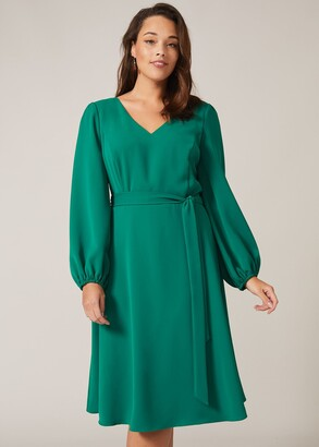 Phase Eight Camille Bell Sleeve Dress