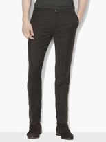John Varvatos Virgin Wool Motor City Pant