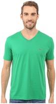 Lacoste S/S Pima Jersey V-Neck T-Shirt