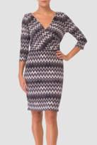 Joseph Ribkoff Pattern Dress