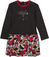 Catimini Girls Motif Dress
