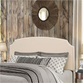 Asstd National Brand Bedroom Possibilities Addison Upholstered Headboard