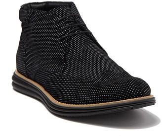 Bugatchi Portofino Suede Chukka Boot