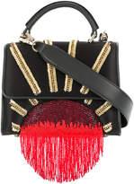 Les Petits Joueurs embellished Alex handbag
