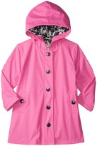 Hatley Splash Jacket (Toddler/Kid) - Pink - 5