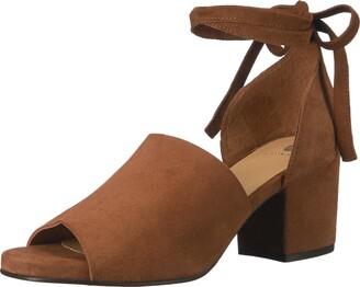 H By Hudson Women's Metta Suede Dress Sandal